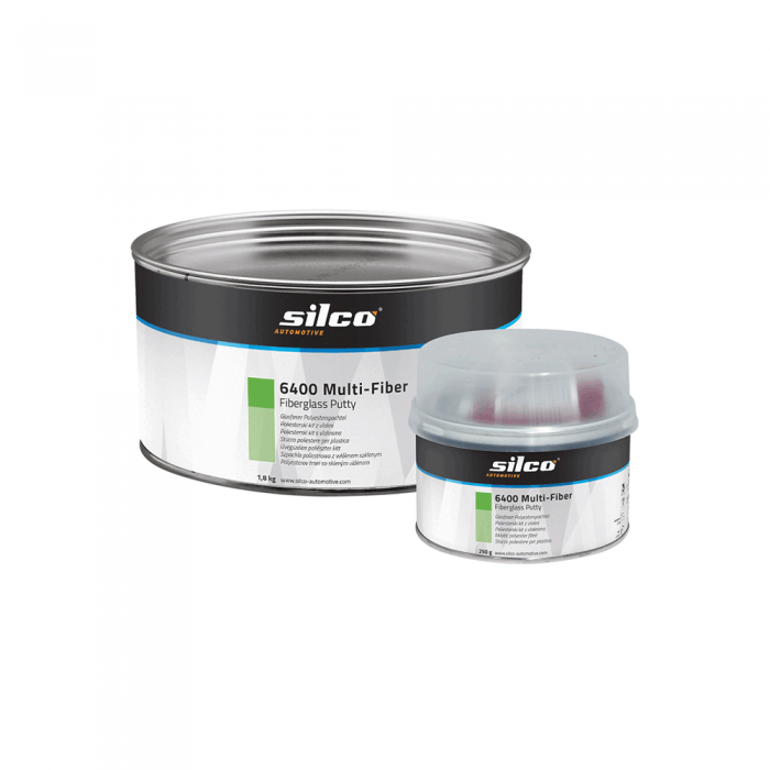 Silco, 6400 Multi-Fiber git od poliestera ojačan staklenim vlaknima, auto boje i lakovi, Europaint doo