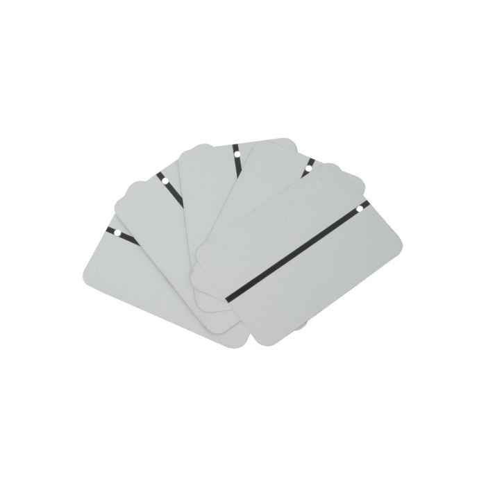 Silco - 2401 Testcolor Cards - metalne plocice za boje - auto boje i lakovi - europaint doo