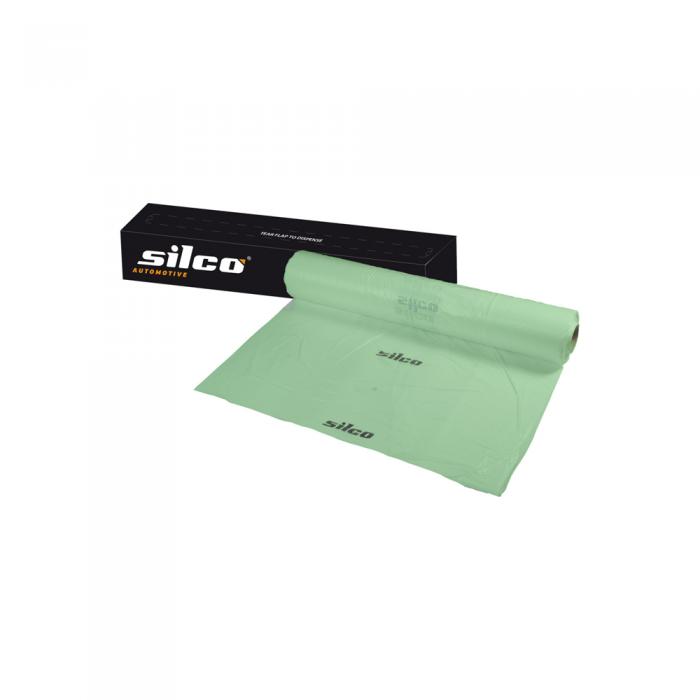 Silco, 4100 aquatop folija za maskiranje, auto boje i lakovi, Europaint doo