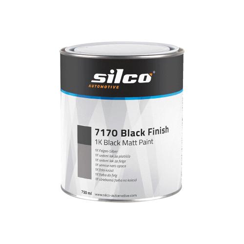 Silco, 7170-mat-crna-farba, auto boje i lakovi, Europaint doo