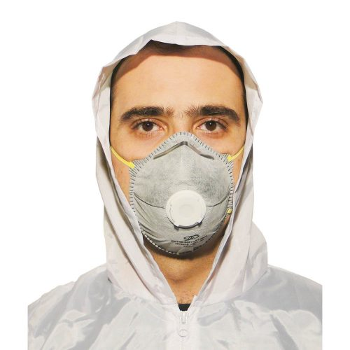 Etalon - zastitna maska sa ventilom i ugljenim filterom - Europaint doo