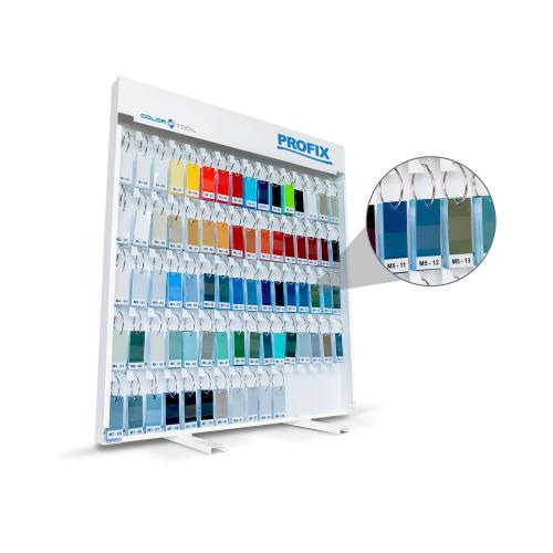 Profix - ton kartice za odredjivanje boja - Europaint doo